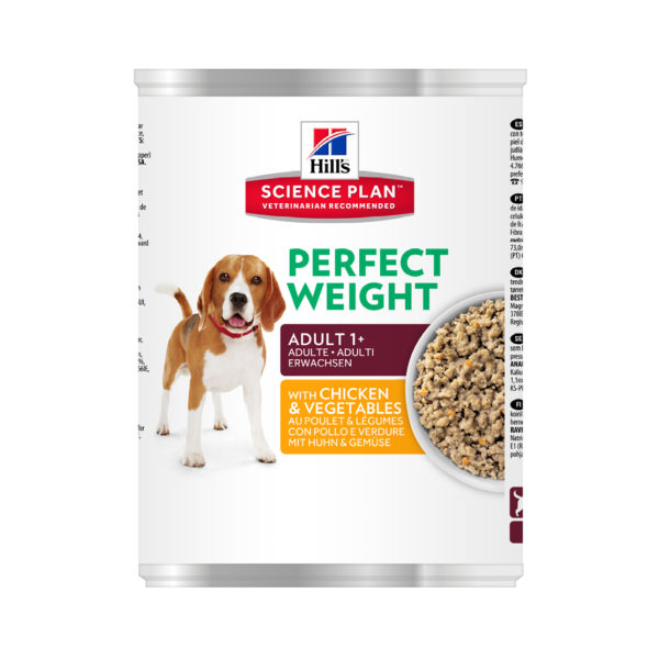 HILLS Science Plan Canine Perfect Weight Chicken and Carrot