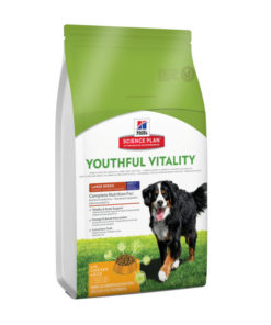 HILLS Science Plan Canine Youthful Vitality Large Breed Chicken