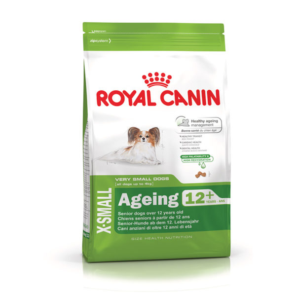ROYAL CANIN X-Small Ageing 12+ 1