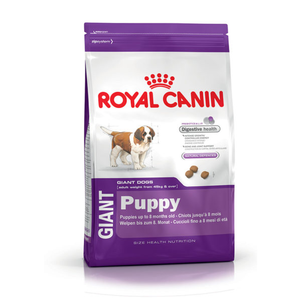 ROYAL CANIN Giant Puppy 1