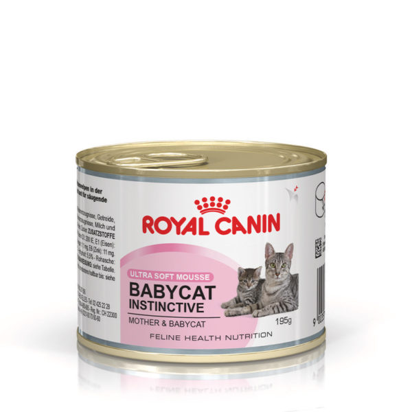 ROYAL CANIN Mother & Babycat 12x195g 1